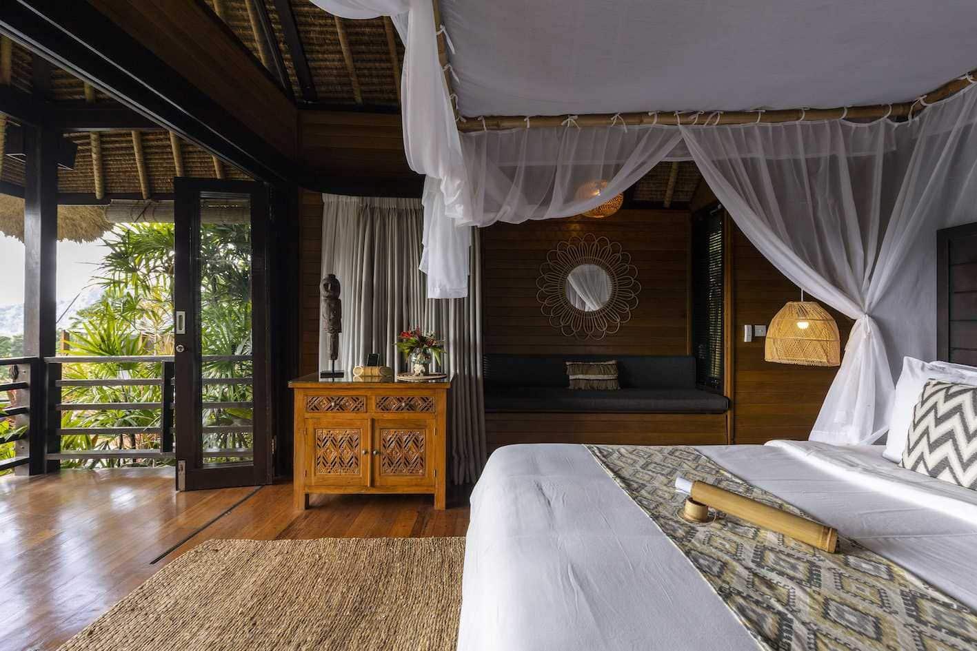 lotus luxury villa at sidemen