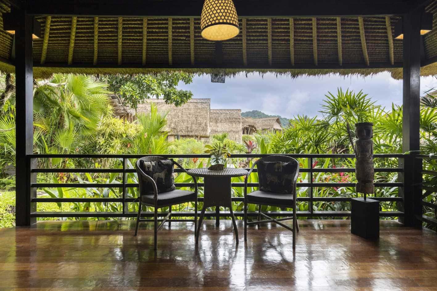 champak luxury villa at sidemen