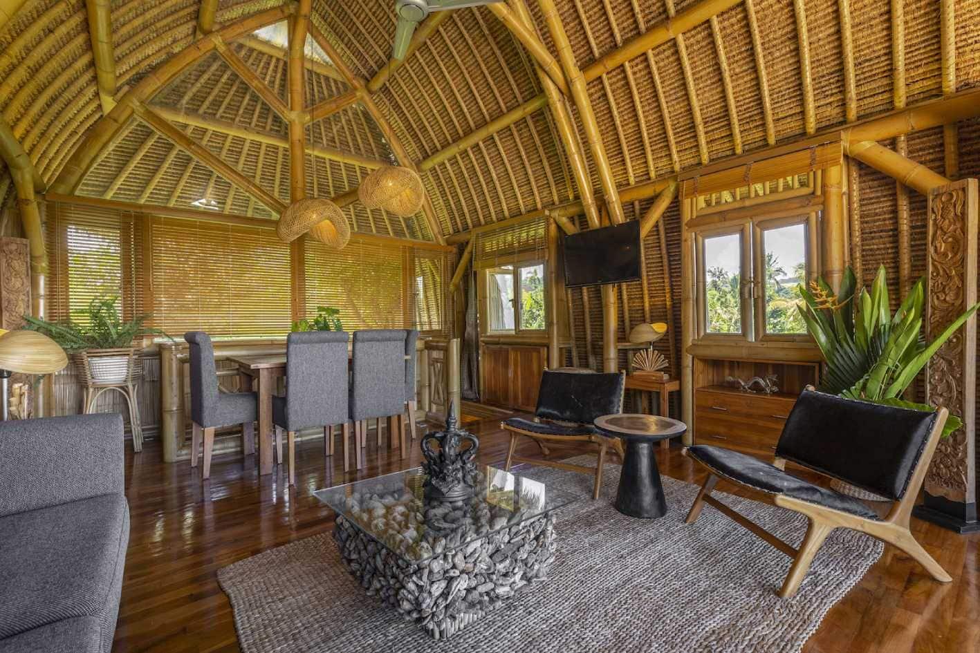 sundari luxury villa at sidemen bali
